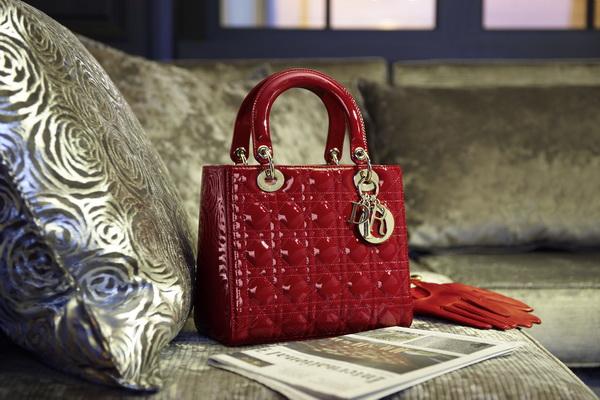 bolsa de luxo dior
