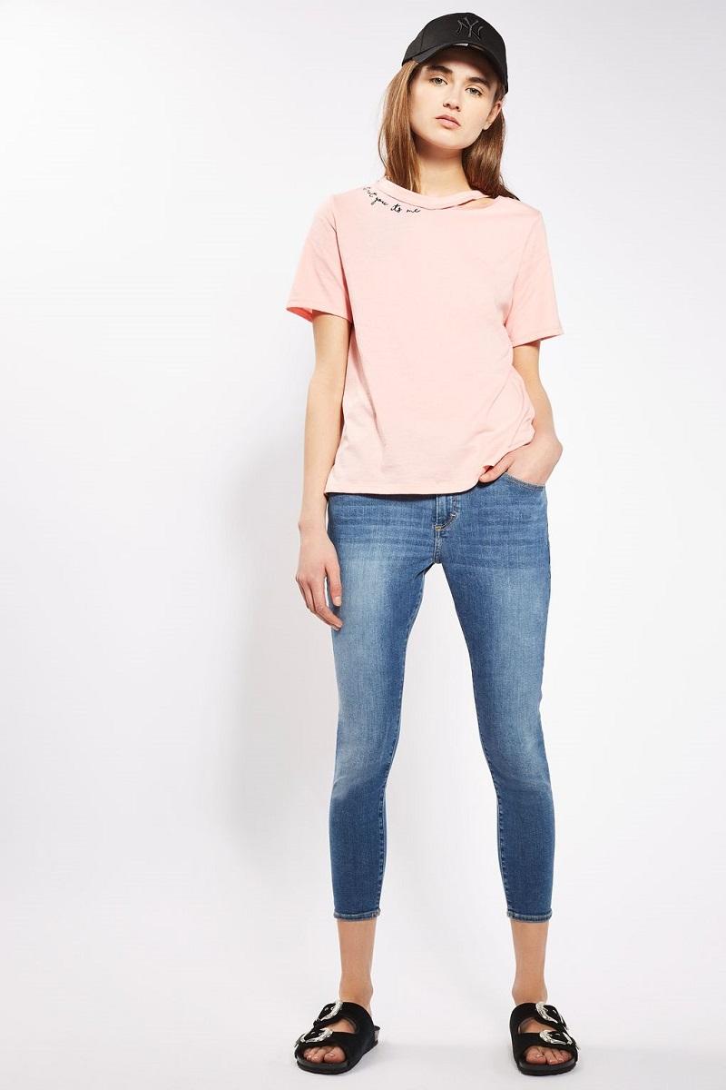 calça skinny tendência 2017