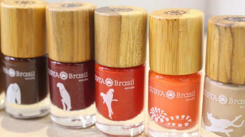 esmaltes veganos surya brasil