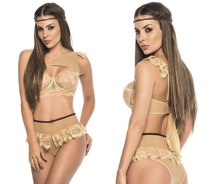 lingerie princesas disney pocahontas