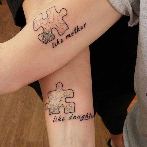 tatuagem para mãe e filha 12