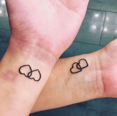 tatuagem para mãe e filha 22