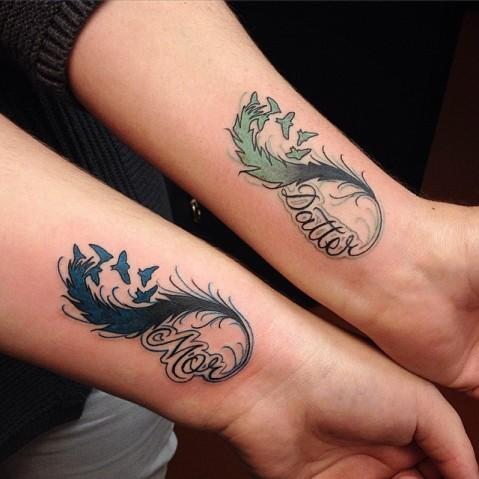 tatuagem para mãe e filha 25