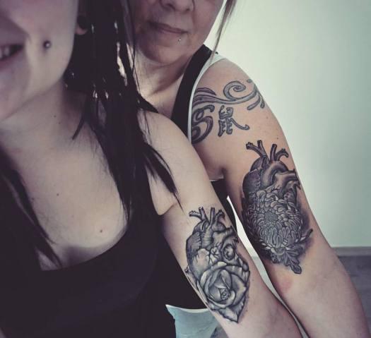 tatuagem para mãe e filha 27