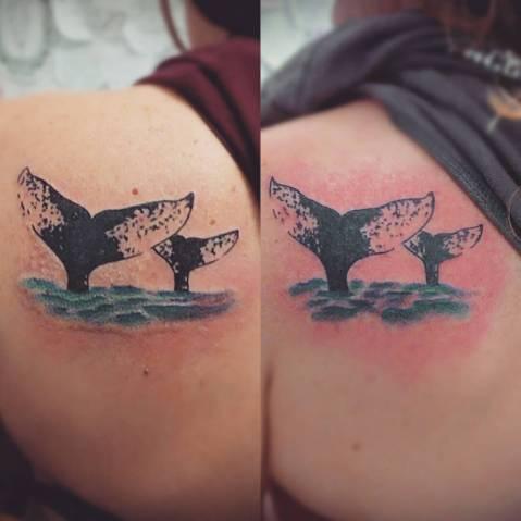 tatuagem para mãe e filha 29