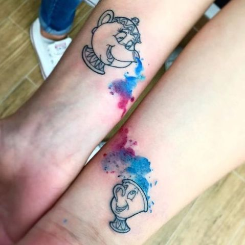 tatuagem para mãe e filha 6