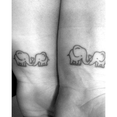 tatuagem para mãe e filha 9