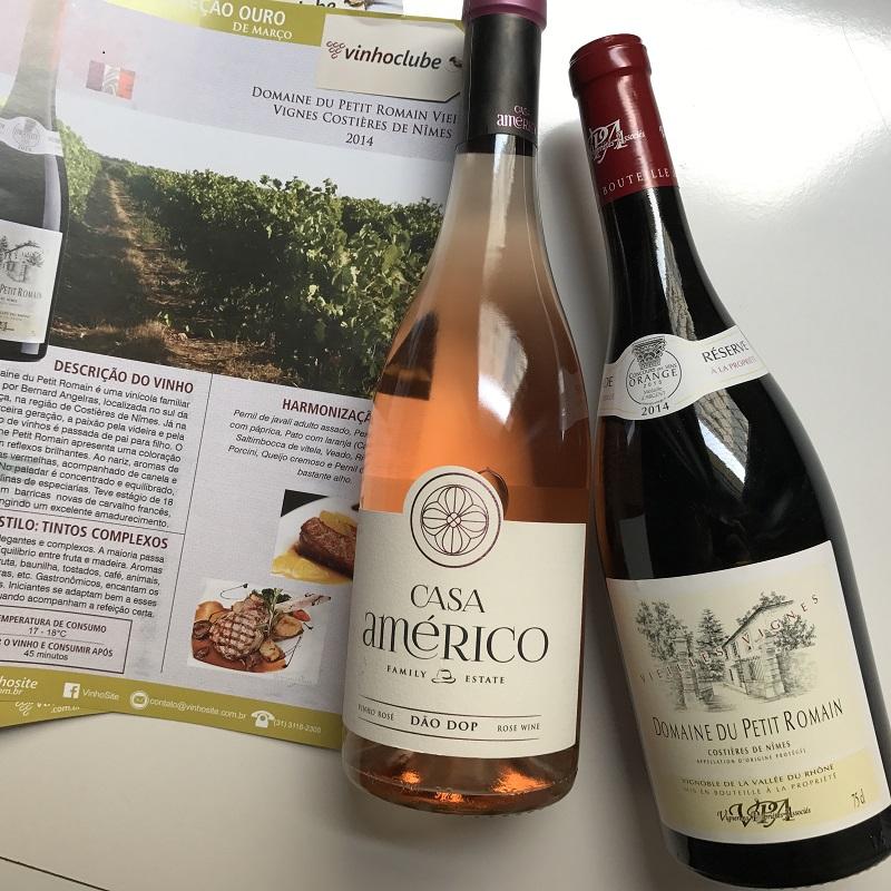 vinho site clube de assinatura de vinhos