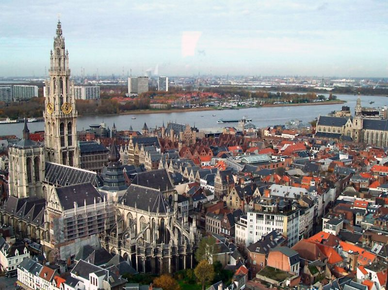 Antuérpia Bélgica