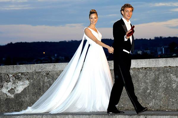 Beatrice Borromeo vestido de casamento