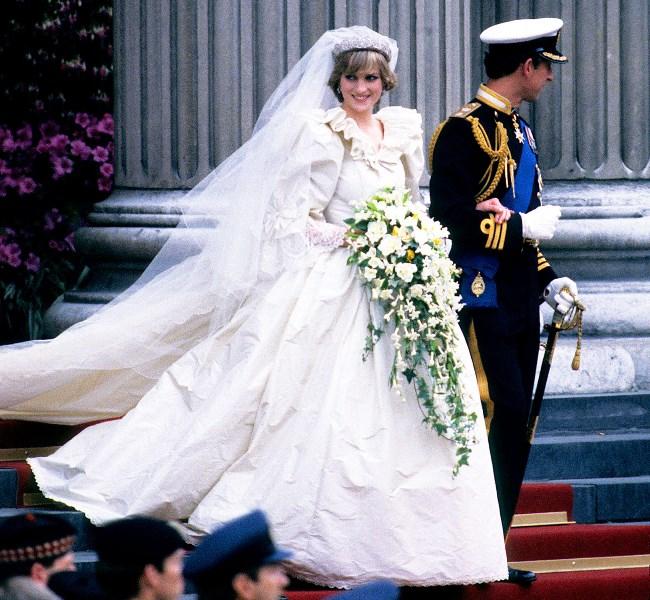 Diana vestido de casamento