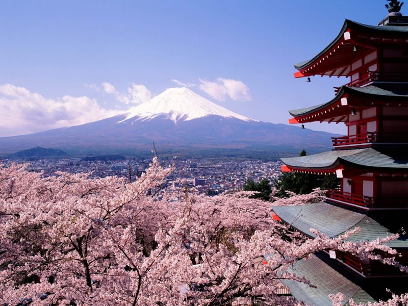 Kyoto no Japão