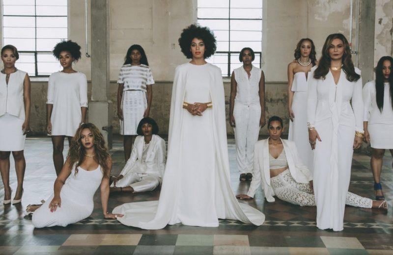 Solange Knowles Vestido de casamento