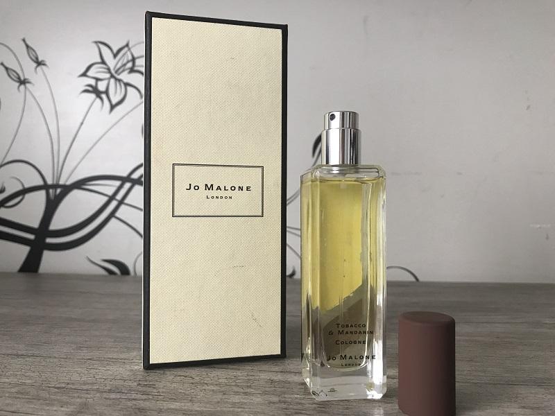 Tobacco & Mandarin Jo Malone London resenha