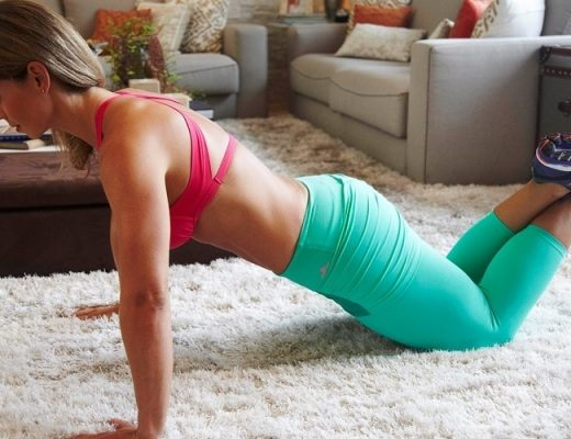 vantagens de treinar em casa