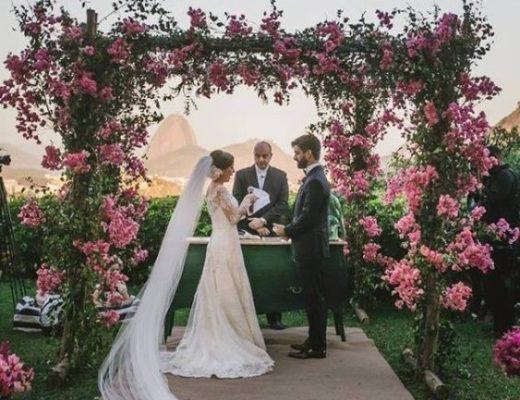 vestidos de casamento das celebridades