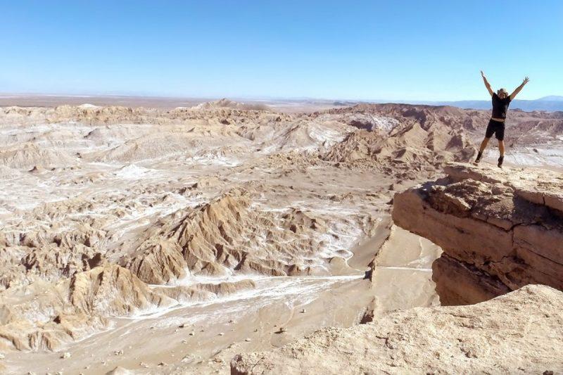 Deserto do Atacama chile
