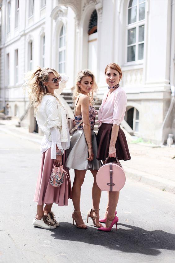 Millennial Pink rosa tendência geração Y bloggers