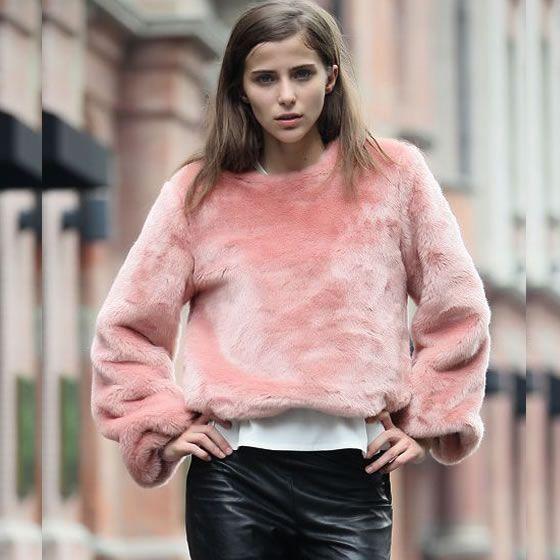 Millennial Pink rosa tendência geração Y