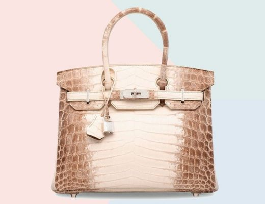 bolsa mais cara do mundo