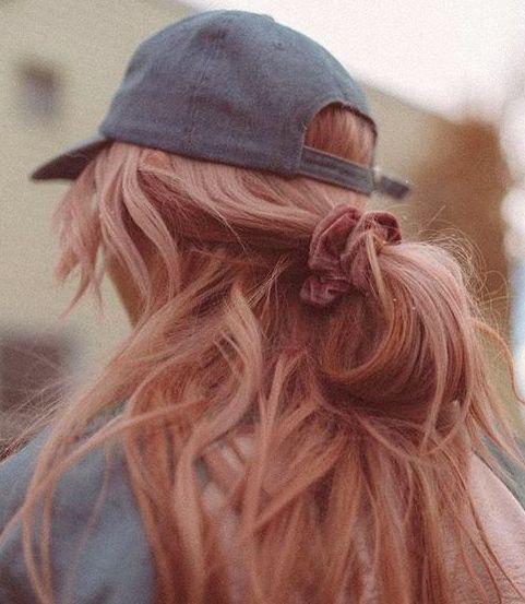 scrunchies elástico de cabelo anos 90