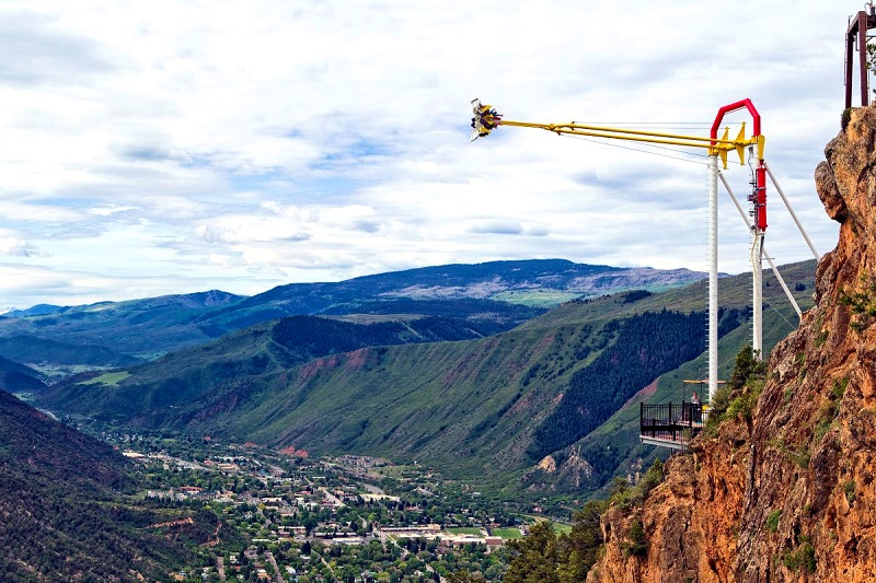 Giant Canyon Swing, Estados Unidos