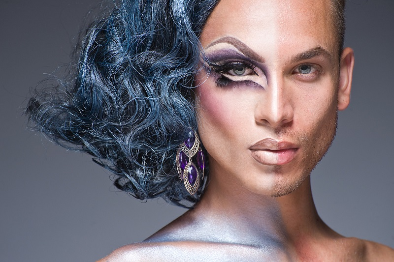 drag queen Miss Fame