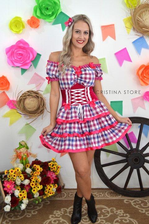 vestido-caipiras-para-festa-junina-2017 5