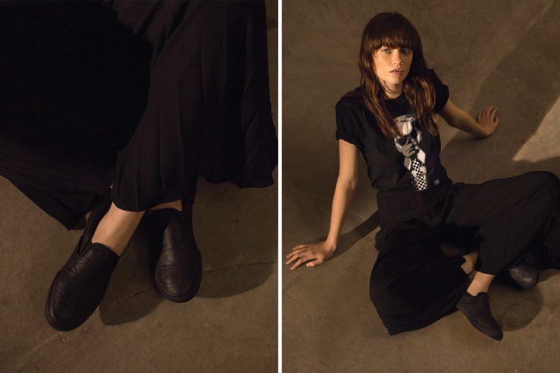 VANS lança coleção em parceria com Karl Lagerfeld 1