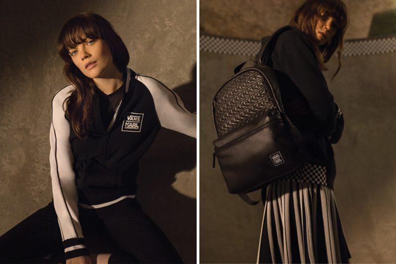 VANS lança coleção em parceria com Karl Lagerfeld 5