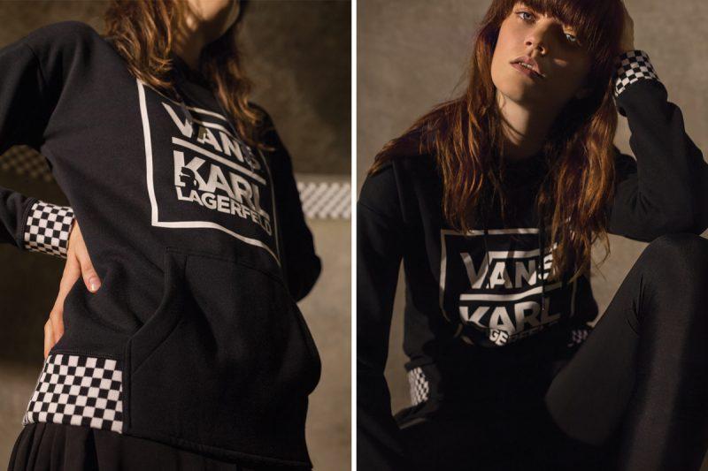 VANS lança coleção em parceria com Karl Lagerfeld 7