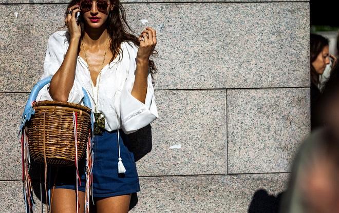 bolsa de palha verão como usar