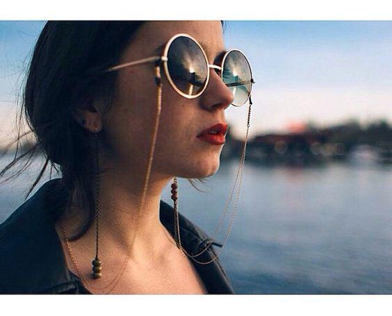 corrente para óculos 6