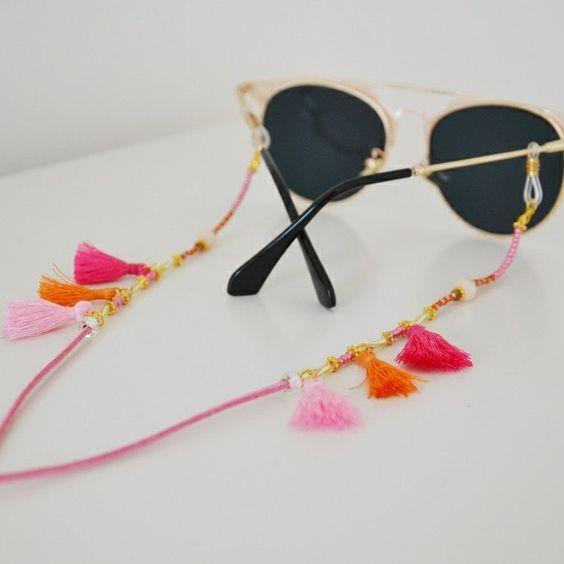 corrente para óculos 7