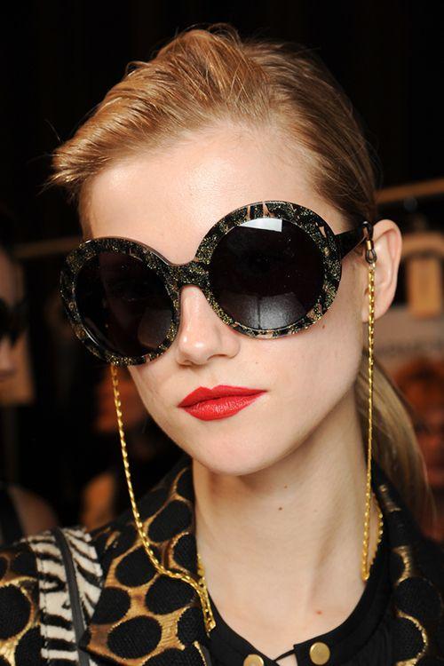 corrente para óculos chanel