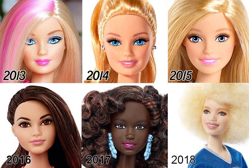 evolução-da-barbie-ao-longo-do-anos-