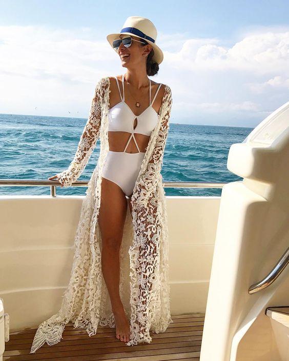 b4b1cde25 Saídas de praia: Moda verão 2019 | We Fashion Trends
