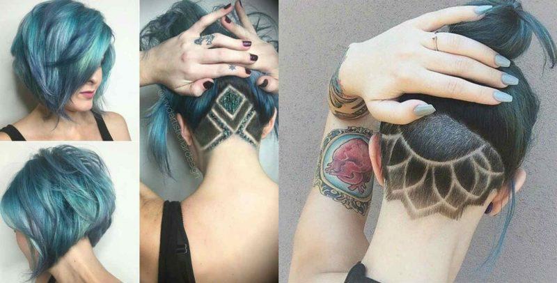 undercut tattoo
