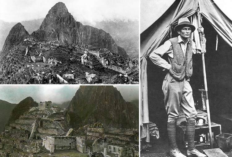 Bingham-Machu-Picchu-historia