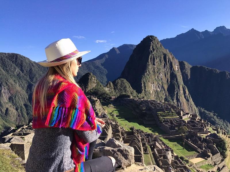 Deisi Remus Machu Picchu