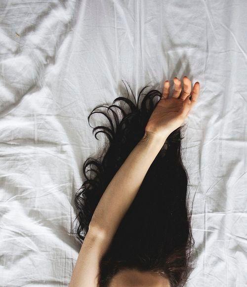 Fotos Tumblr fáceis de imitar na cama