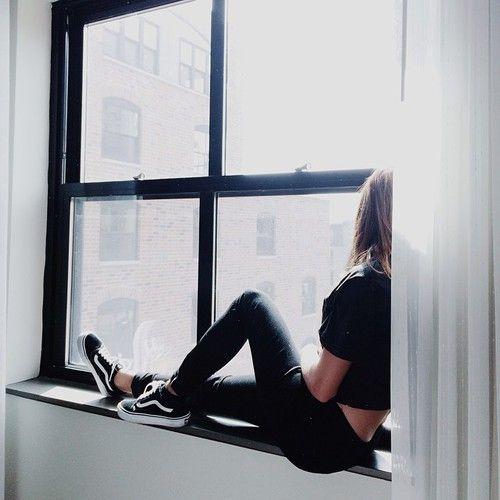 Fotos Tumblr fáceis de imitar na janela