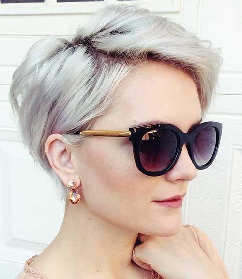 cabelo curto tendência