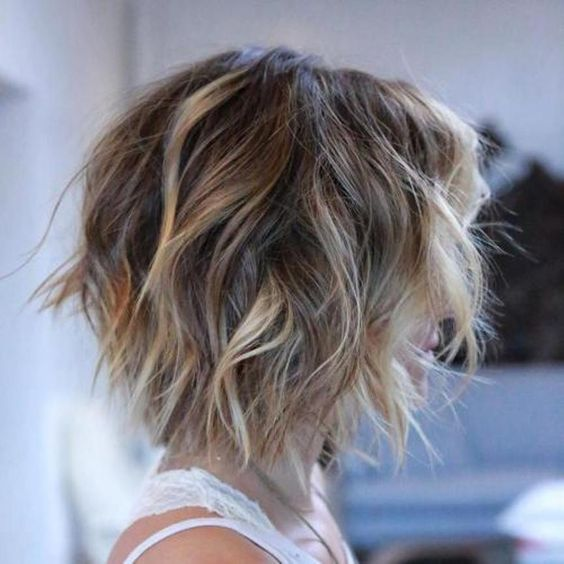 cabelo short bob 2018