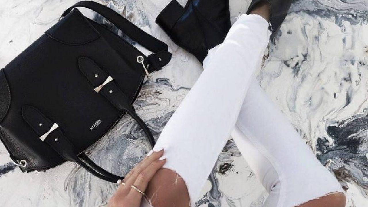 b1a3f146f7 Como usar calça branca do jeito certo  Veja dicas e looks de inspiração!