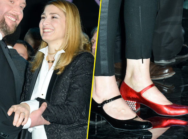 celebridades que apostam em calçados descombinados