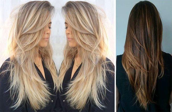 corte de cabelo 2018 cabelo repicado tendência