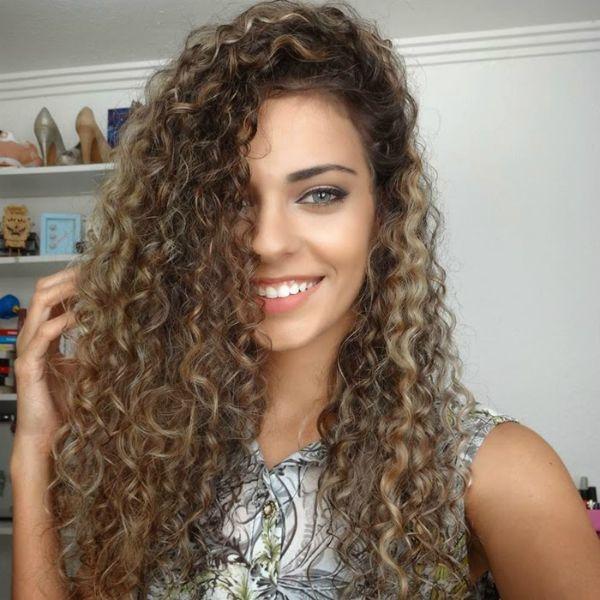 corte de cabelo 2018 cacheada