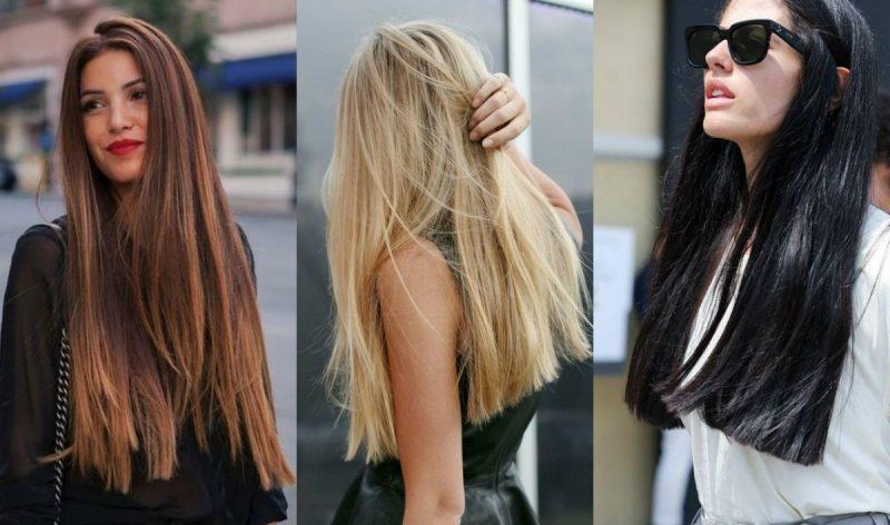 corte de cabelo reto 2018
