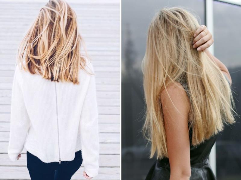 corte de cabelo reto cabelo longo blunt cut